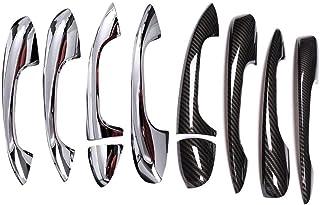 YONGYAO La Maniglia della Porta per Auto Copre Trim ABS Chrome per Mercedes Benz B E Glk Ml Cla