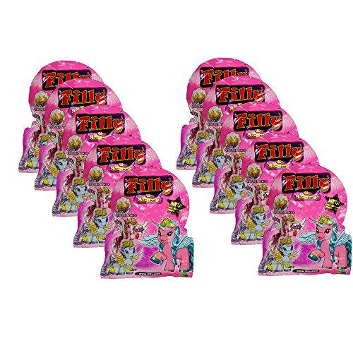 Filly Stars Sammelfiguren im Folienbeutel, Bundle mit 10 Beutel