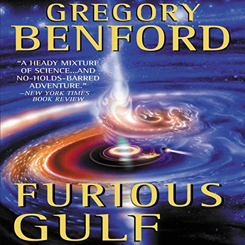 Furious Gulf audiobook cover art