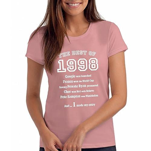 Da Londra Womens Birthday T Shirt