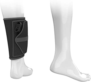 Rykr Concealed Carry Calf Sleeve Made from Premium, Comfortable Fabric and Non-Latex, Breathable Neoprene