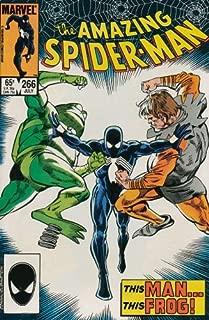 amazing spider man 266