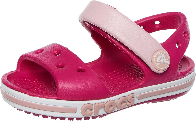 Crocs Kids' Bayaband Sandal | Water Shoes | Slip On Kids' Sandals