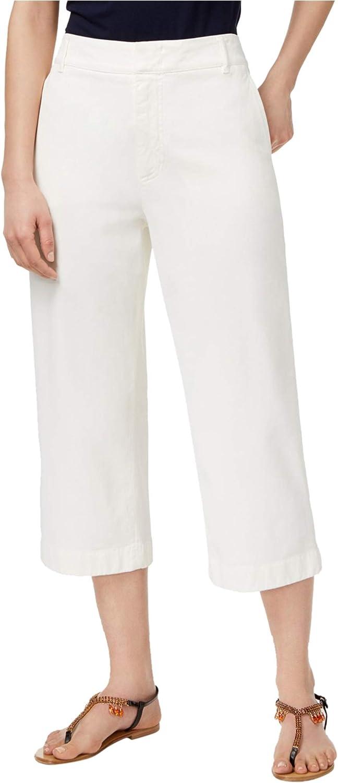 MaxMara Womens Afelio Cropped Casual Trouser Pants