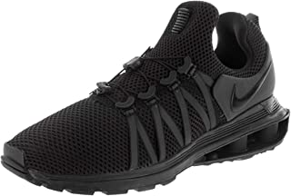 Shox Gravity Men's Running Shoe (11, Black/Black/Black)