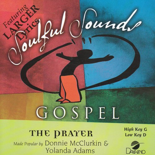 Prayer [Accompaniment/Performance Track] (Soulful Sounds Gospel)