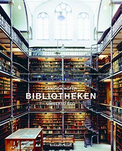 Bibliotheken: Mit einem Essay von Umberto Eco
