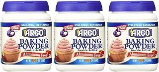 Argo Baking Powder - 12 Oz - Pack of 3