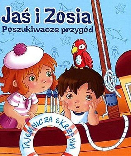 Jaś i Zosia Poszukiwacze przygód Tajemnicza skrzynia