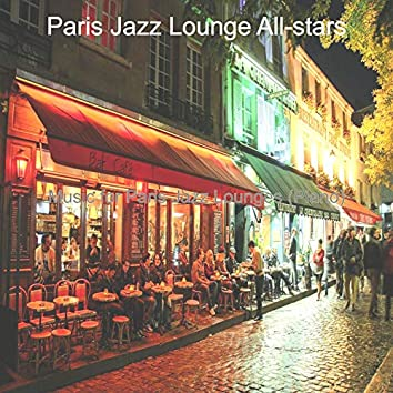 Music for Paris Jazz Lounges (Piano)