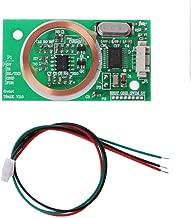Huilier EM4100 8CM RFID Reader Wireless Module UART 3Pin 125KHz DC 5V Reading Sensor Kit