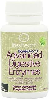 Lifestream Advanced Digestive Enzymes 60 capsule