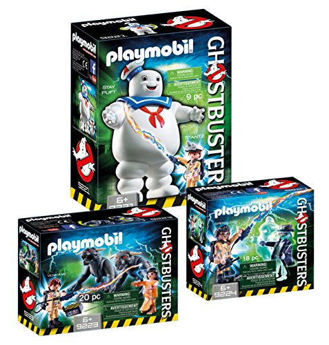 PLAYMOBIL® Ghostbusters Set: 9221 Stay...