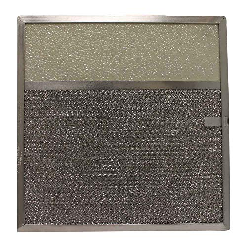 AF Replacement Range Filter Compatible With Broan R610045, R610050, SR610045, Estate 883093, 883103, 883149, 1017892, 14210156, and more; 11-1/2 X 11-3/4 X 3/8 L3