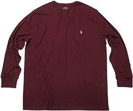 Polo Ralph Lauren Men's Big & Tall Thermal Shirt Long Sleeve Soft and Light T-Shirt