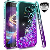 LeYi Case for Galaxy A5 2017 with Glass Screen Protector [2