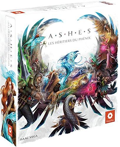 Ashes – Phönix – Asmodee – Gesellschaftsspiel – Kartenspiel – Strategiespiel