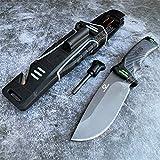 Tactical Knife Hunting Knife Survival Knife...