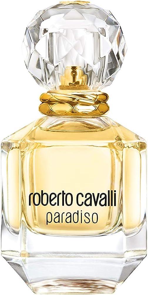 Roberto cavalli paradiso eau de parfum, donna, 50 ml 16314