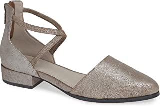 Eileen Fisher Mica Lyton Suede D'Orsay Flats Size 10