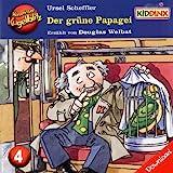 Der grüne Papagei: Kommissar Kugelblitz 4