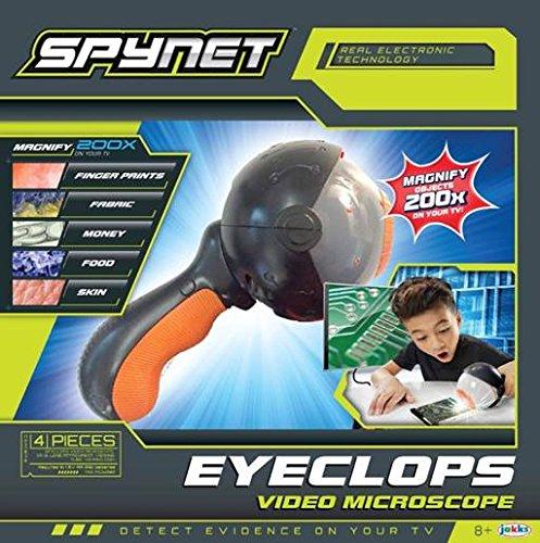 Spynet Spy Clops Spielzeug