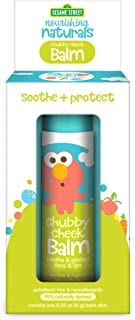 Sesame Workshop Street Nourishing Naturals Lip and Face Balm, 0.5 Ounce