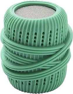 yuica Piłka do mycia, organiczna kulka do mycia, ekologiczna piłka do prania do pralki wysokiej jakości miękkie kulki do p...