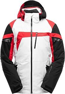 SPYDER Men's Titan GORE-TEX Waterproof and Windproof Outdoor Snow Sport Jacket
