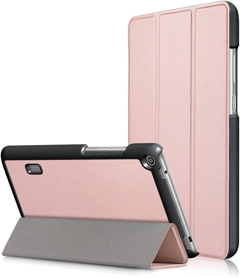 KATUMO.. /Funda de Protecci/ón Flip Case Cover Morado Morado Huawei T3 7.0 Carcasa Huawei T3/7.0/WiFi bg2-w09/Funda Tablet Carcasa Funda calcet/ín para Huawei T3/7.0/