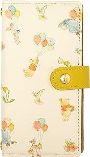 ディバージョン Winnie The PoohコレクションiPhone手帳型ケース iphone6 iphone6s iphone7 iphone8 WP-08