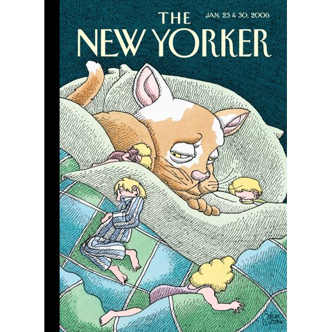 The New Yorker (Jan. 23 & 30, 2006) - Part 2 cover art