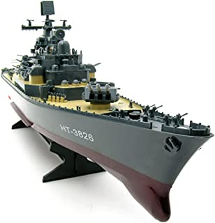 POCO DIVO USS Missouri BB-63 US Navy Battleship RC Marine Warship 1/250 Military Model Boat