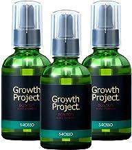 Growth Project スカルプエッセンス 3本セット