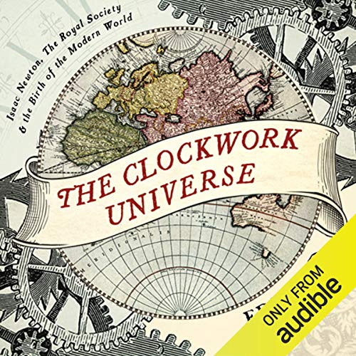 The Clockwork Universe audiobook cover art