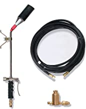 Goss KP-414M-H Propane Torch Kit for Roofing, Heating, and Weed Burning