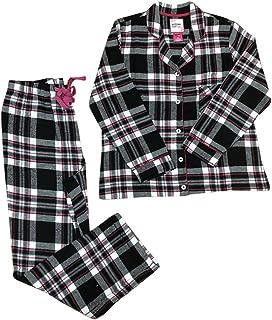 طقم بيجامات نوم للنساء من Bottoms Out مجموعة Value Pack Flannel بيجامة للسيدات بيجامات نوم مريحة مثالية للنساء