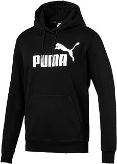 PUMA Men's ESS Hoody FL Big Logo