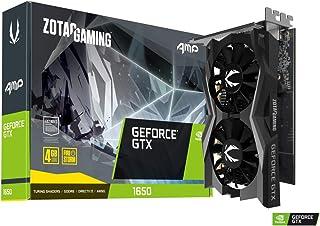 ZOTAC GAMING GeForce GTX 1650 AMP - Grafikkarten - GF GTX 1650 - 4 GB