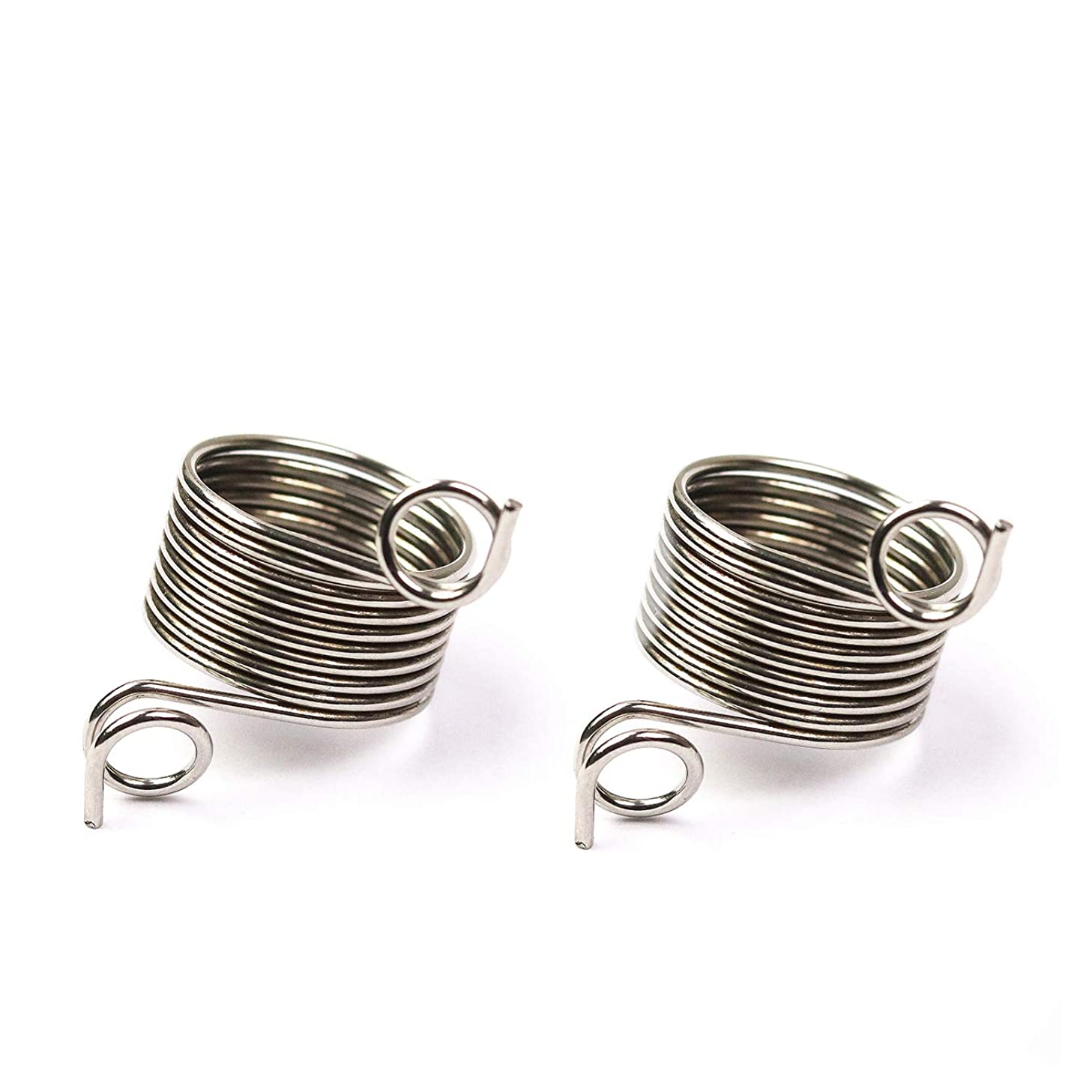 D&D 2-Pack Metal Yarn Guide Knitting Thimble for Knitting Knit Crafts Accessories Tools