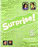 Surprise 5: Activity Book Pack - 9780194409377