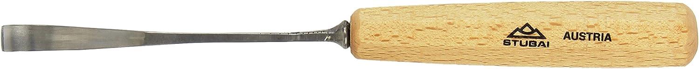 Stubai 552410 Stechbeitel lang poliert Form 24 10 mm B00Q2NJ3RK | Moderner Modus