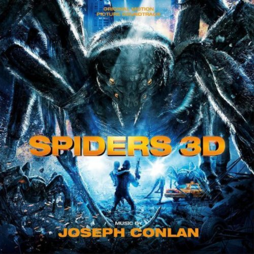 Spiders 3D: Main Title