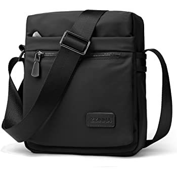 ZZINNA Messenger Bag Shoulder Bags Man Purses and Bags Small Crossbody Bags for Men and Women
