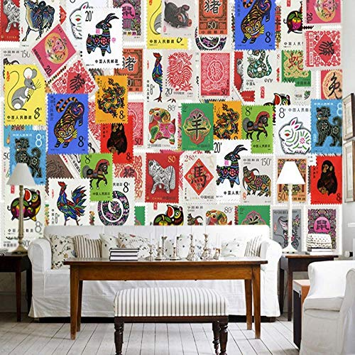 Fotobehang restaurant TV sofa achtergrond kledingwinkel slaapkamer woonkamer hotel behang wandafbeelding 430 cm x 300 cm.