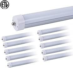 ETL T8 T12 LED 8ft Tube Light F96T8 F96T12 LED Bulb 96