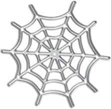 Moca Halloween Spider Web Metal Cutting Dies Stencil Template for DIY Scrapbook Album Paper Card Craft Decoration