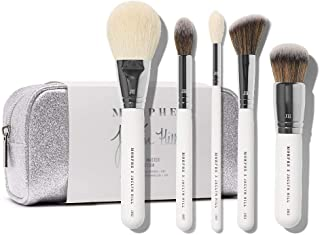 Morphe JACLYN HILL The Face Collection Brush Set With Bag
