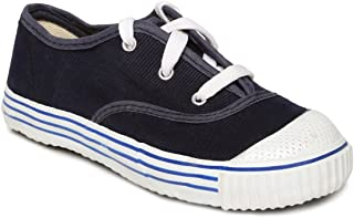PARAGON Kid's Blue School Shoes