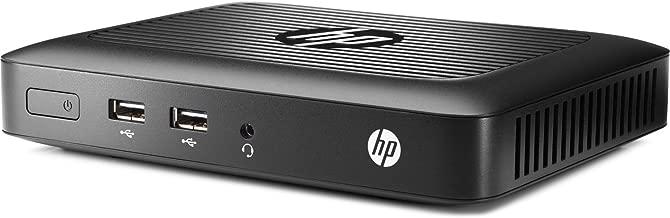 HP t420 Thin Client, 8 GB eMMC, HP ThinPro (Renewed)